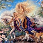 Art Josephine Wall Paintings Well Known English Painter