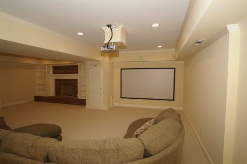 Basement Paint Color Ideas