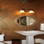 Bathroom And Powder Rooms Decorating Ideas