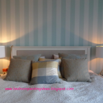 Bedroom Painting Ideas Stripes Classic