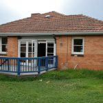 Before And After Brick Weatherboard