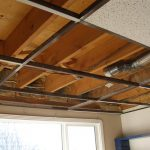 Behind The Ceiling Tiles Then Put Back Presto Chango