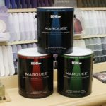 Behr Marquee Exterior Latex Enamel Paint