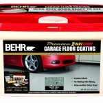 Behr Premium Part Epoxy Garage Floor Coating