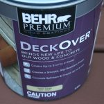 Best Deck Coating Product