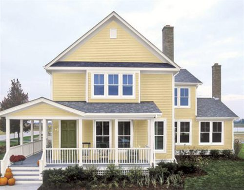 Best Exterior House Paint Color Combinations Guide