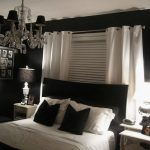 Black And White Bedroom Design Girls Room Ideas Decor Painting