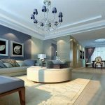 Blue Color Paint Your Living Room Design
