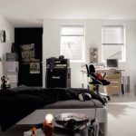 Boys Bedroom Ideas Black And White Teenage Paint