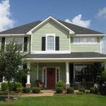 Breathtaking Digital Imagery Above Segment Exterior Paint Color