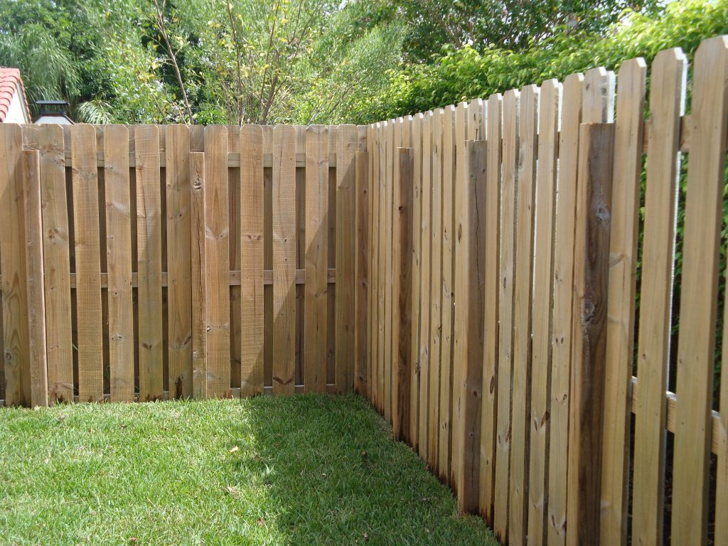 Building Fence Painting How Paint Miami