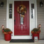 Can Say Love Should Have Painted The Front Door Long