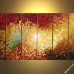 Canvas Art Set Wall Decor Modern Oil Paintings For Sale