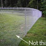 Chain Link Fences Have Their Place The World Whether They Surround