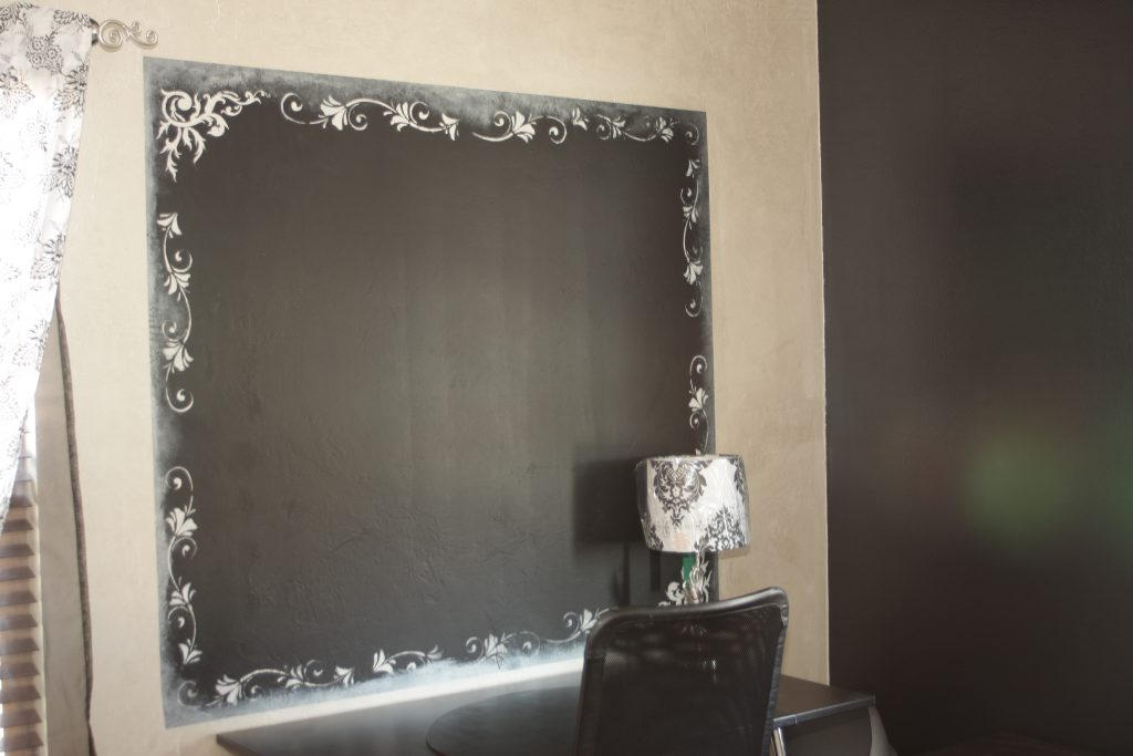 Chalk Board Paint Fun For Rooms Magnetic