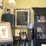 Chalkboard Paint Ideas Artfully Musing