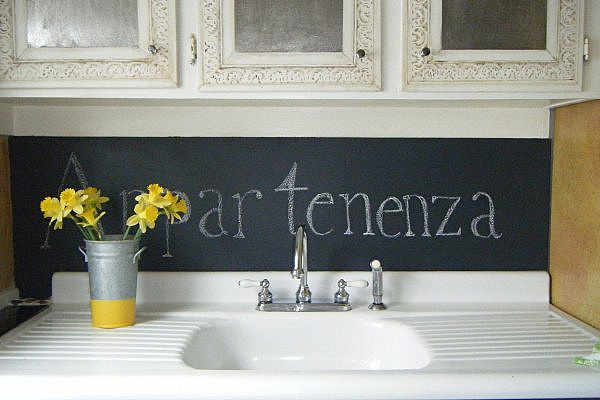 Chalkboard Your Wall This One Never Gets Old Folks From Pottery