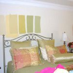 Color Choices Paint Samples Boards Not The Walls See How