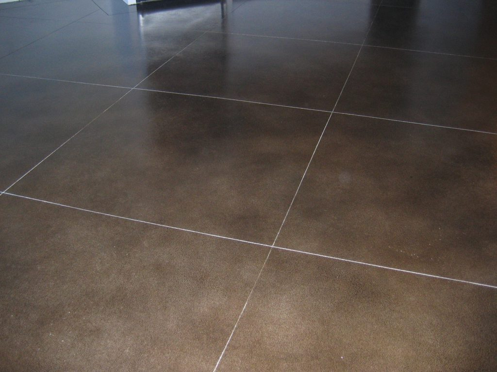 Concrete And Overlays Look Perform Kitchens Floors