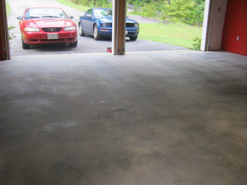 Concrete Floor For Painting