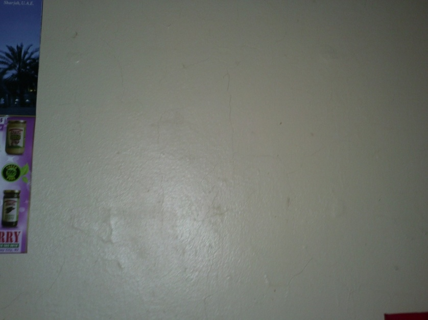 Cracks Plaster Wall What Paint Spackle Img