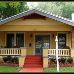 Craftsman Bungalow Exterior Paint Colors