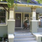 Craftsman Front Porch Traditional