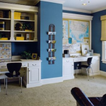 Create Working Environment Home Office Paint Colors Ideas Image