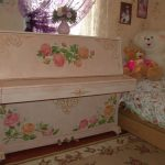 Creative Painting Ideas For Old Piano Decorating Color And