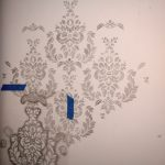 Damask Wall Stencils For Painting