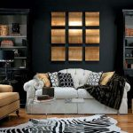 Dark Paint Colors Ideas For Living Rooms