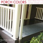 Deck And Porch Paint Colors Shearerpainting Blog