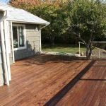 Decking Stain One Coat