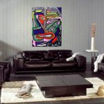 Decorating Living Room Amazing Wall Art Paintings From Ricardo