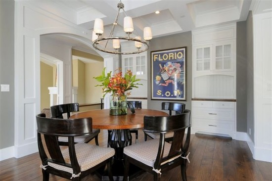 Dining Room Paint Color Decoration Ideas