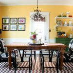 Dining Room Paint Colors Going Yellow