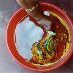 Dipping The Pot Paint