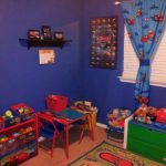 Disney Cars And Love The Colors Painted Boys Rooms Design