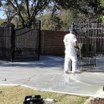 Don You Hate When Fence Painting Season Comes Around