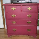 Dresser Woodworking Project Small