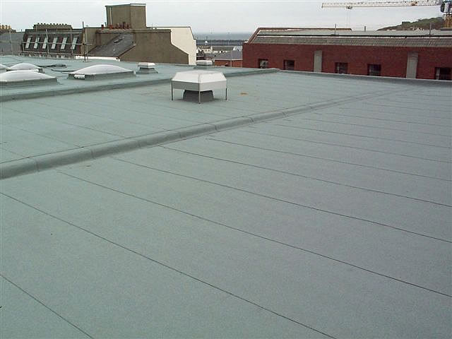 Elastomeric Roof Coatings Are New And