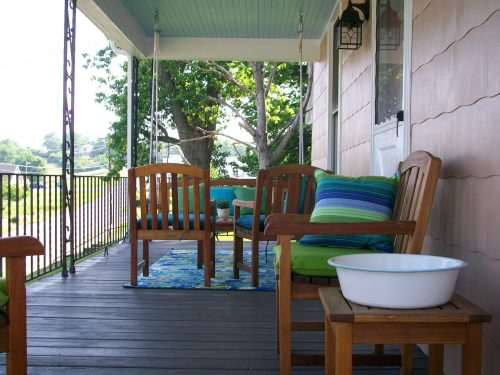 Enjoy How Our Transformed Front Porch Has Helped Make Home