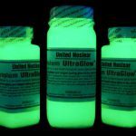 Europium Ultraglow Paint United Nuclear