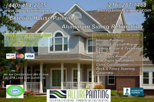 Exterior House Painting Can One The Most