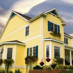 Exterior Paint Ideas Yellow You Can Live And Love