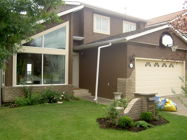 Exterior Stucco Painters Calgary For Painting