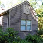 Exterior Wood Before Any Painting