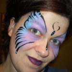 Face Painting Ideas Butterfly Pics This Pic Key