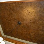 Faux Painting Tray Ceiling Italian Sponge