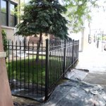 Fence Painting Chicago Painter Painters Contractor Iron